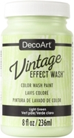 Εικόνα του DecoArt Vintage Effect Wash - Light Green