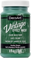 Picture of DecoArt Vintage Effect Wash - Hunter Green