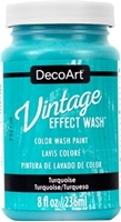 Picture of DecoArt Vintage Effect Wash - Turquoise