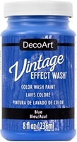 Εικόνα του DecoArt Vintage Effect Wash - Blue