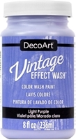 Εικόνα του DecoArt Vintage Effect Wash - Light Purple