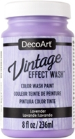 Picture of DecoArt Vintage Effect Wash - Lavender