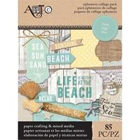 Picture of Art-C Ephemera Collage Pack - Beach