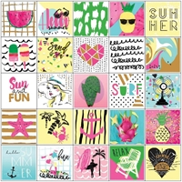 Picture of My Prima Planner Stickers - Summer