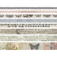 Εικόνα του Design Tape Set of 8 - Butterfly