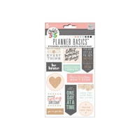 Picture of Create 365 Happy Planner Stickers - Rose Good Vibes