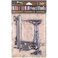 Picture of 7 Gypsies Architextures Treasures - Vintage Sewing Machine