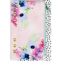 Picture of My Prima Planner Zippered Pen & Pencil Bag - Floral