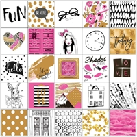 Picture of My Prima Planner Stickers - Beauty Fashion