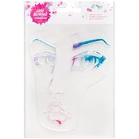 Εικόνα του Jane Davenport Mixed Media Acrylic Stamps - Single Face
