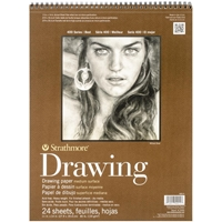 Picture of Strathmore Medium Drawing Spiral Paper Pad 11''X14''