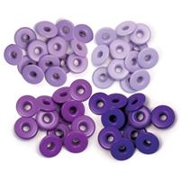 Εικόνα του We R Memory Keepers Eyelets Wide - Purple