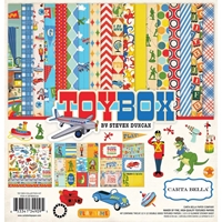 Εικόνα του Carta Bella Collection Kit 30.5X30.5 - Toy Box