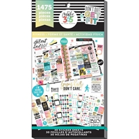 Picture of Create 365 Happy Planner Sticker Value Pack - Work it Out