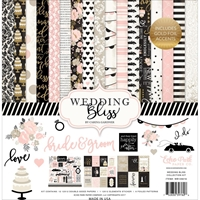 "Picture of Echo Park Collection Kit 12""X12"" - Wedding Bliss"