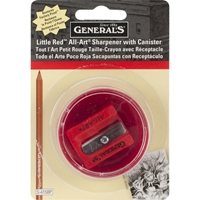 Εικόνα του General's Little Red All-Art Pencil Sharpener - Ξύστρα