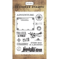 Εικόνα του Carta Bella Stamps - Transantlantic Travel