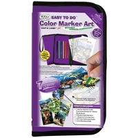 Picture of Royal & Langnickel Big Kid's Choice Keep N' Carry Set - Color Marker Art