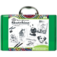 Εικόνα του Royal & Langnickel Sketching Made Easy Kit