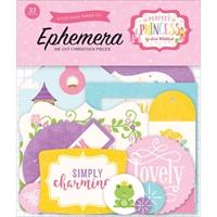 Εικόνα του Echo Park Lori Whitlock Perfect Princess Ephemera Cardstock Die Cuts - Icons