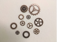 Picture of Gears - Antique Bronze 1