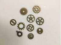 Picture of Gears - Antique Copper 2