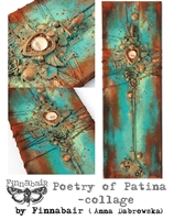 Εικόνα του 11/11/2017 - Poetry of Patina by Finnabair