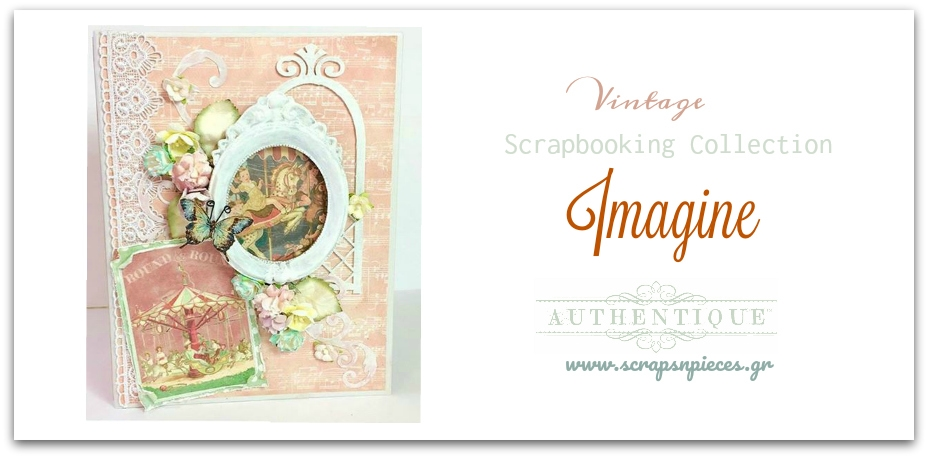 Imagine Scrapbooking Collection