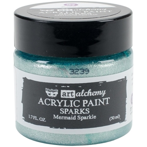 Picture of Art Alchemy Acrylic Paint Sparks - Mermaid Sparkle