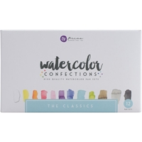 Picture of Prima Marketing Watercolor Confections - The Classics
