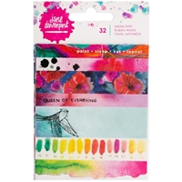 Picture of Jane Davenport Mixed Media Washi Tape Book - Strips & Phrases