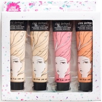 Picture of Jane Davenport Mixed Media Acrylic Paint Kit - Portrait
