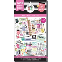 Picture of Create 365 Happy Planner Sticker Value Pack - Mom Life