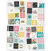 Εικόνα του Planner Essentials Stickers - Insta Quote