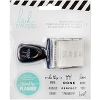 Picture of Heidi Swapp Memory Planner Roller Stamp - Words