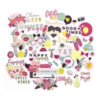 Εικόνα του My Prima Planner Ephemera Cardstock Die-Cuts - Good Vibes