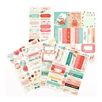 Picture of My Prima Planner Stickers - Be Happy