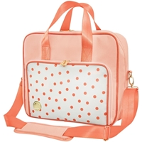 Εικόνα του Crafter's Shoulder Bag - Blush Dot