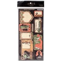 Εικόνα του Master Detective Cardstock Die-Cuts: Tags & Pockets