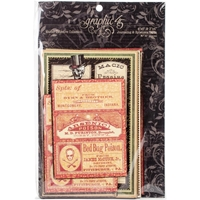 Picture of Master Detective Journaling & Ephemera Cards