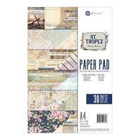 Picture of Prima Marketing Double-Sided Paper Pad A4 - St. Tropez
