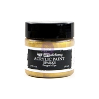 Picture of Art Alchemy Acrylic Paint Sparks - Dragon's Eye