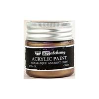 Picture of Art Alchemy Acrylic Paint - Metallique Ancient Coin