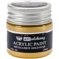 Picture of Art Alchemy Acrylic Paint - Metallique Gold Rush