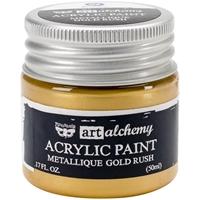 Εικόνα του Art Alchemy Acrylic Paint - Metallique Gold Rush