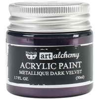 Picture of Art Alchemy Acrylic Paint - Metallique Dark Velvet