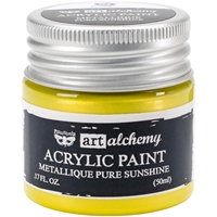Picture of Art Alchemy Acrylic Paint - Metallique Pure Sunshine