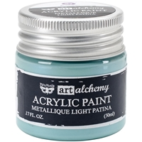 Picture of Art Alchemy Acrylic Paint - Metallique Light Patina