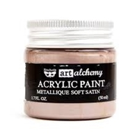 Picture of Art Alchemy Acrylic Paint - Metallique Soft Satin