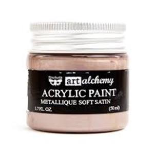Picture of Art Alchemy Acrylic Paint - Metallique Soft Satin